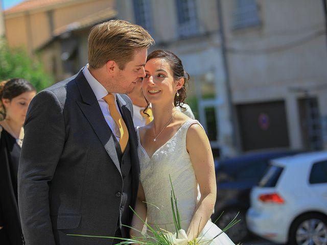 Le mariage de Tom et Mylène à Lamastre, Ardèche 24