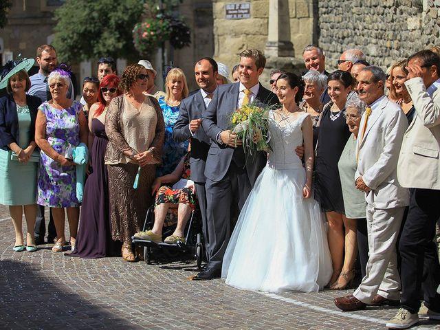 Le mariage de Tom et Mylène à Lamastre, Ardèche 32