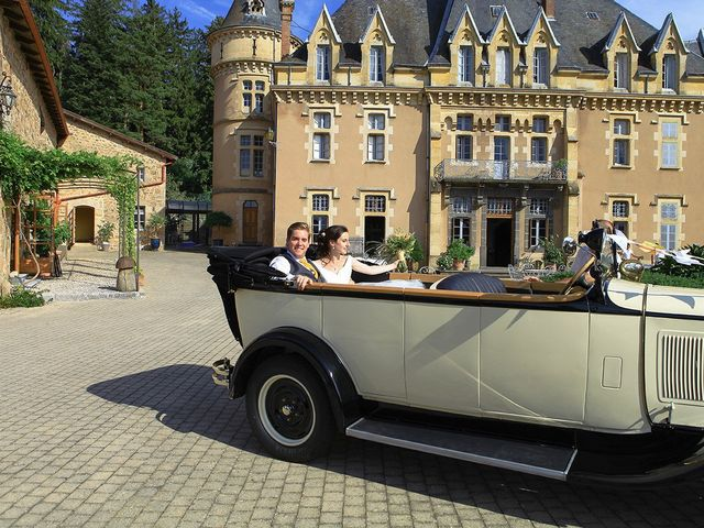 Le mariage de Tom et Mylène à Lamastre, Ardèche 37