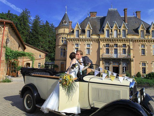 Le mariage de Tom et Mylène à Lamastre, Ardèche 39
