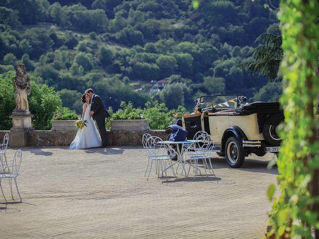 Le mariage de Tom et Mylène à Lamastre, Ardèche 40