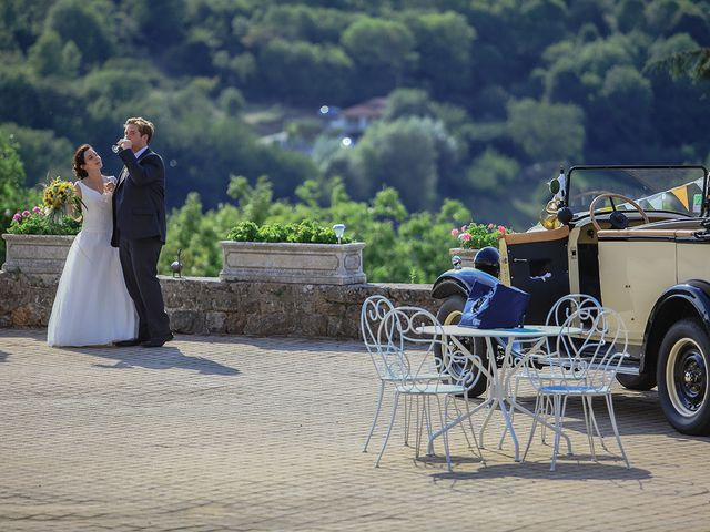Le mariage de Tom et Mylène à Lamastre, Ardèche 41