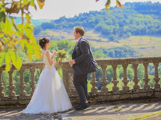 Le mariage de Tom et Mylène à Lamastre, Ardèche 43