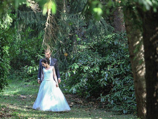 Le mariage de Tom et Mylène à Lamastre, Ardèche 44
