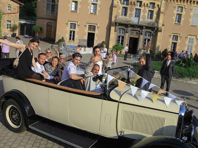 Le mariage de Tom et Mylène à Lamastre, Ardèche 49