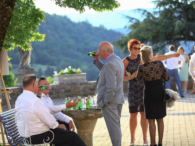Le mariage de Tom et Mylène à Lamastre, Ardèche 51