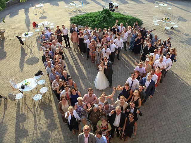 Le mariage de Tom et Mylène à Lamastre, Ardèche 57