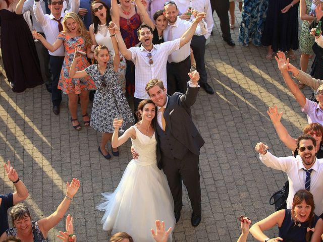 Le mariage de Tom et Mylène à Lamastre, Ardèche 58