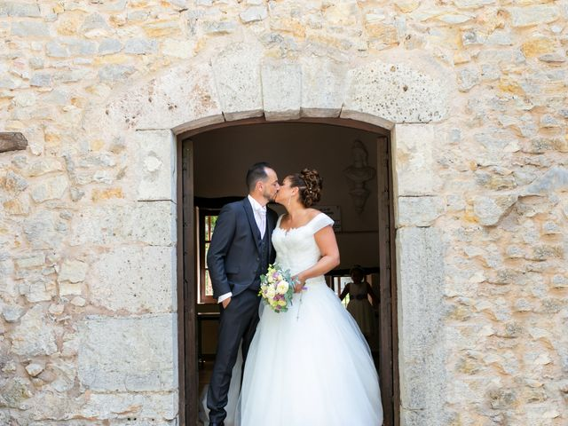 Le mariage de David et Nathalie à Trets, Bouches-du-Rhône 12