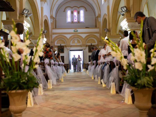 Le mariage de David et Nathalie à Trets, Bouches-du-Rhône 14