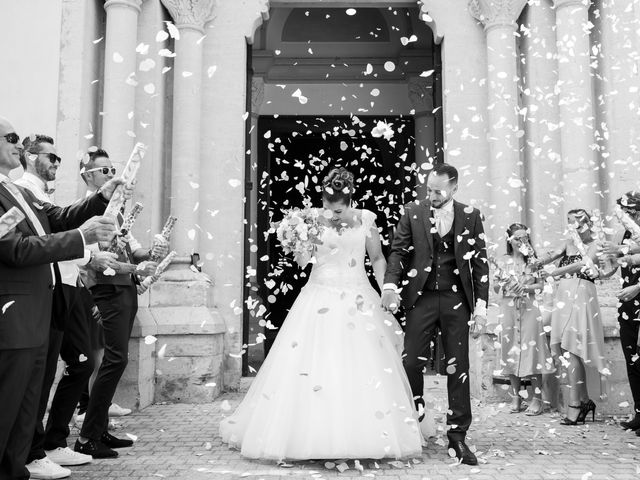 Le mariage de David et Nathalie à Trets, Bouches-du-Rhône 21