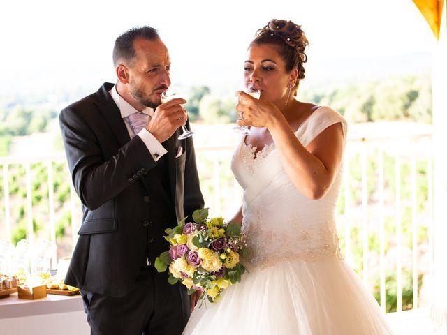 Le mariage de David et Nathalie à Trets, Bouches-du-Rhône 23