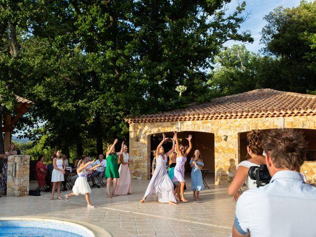 Le mariage de David et Nathalie à Trets, Bouches-du-Rhône 24