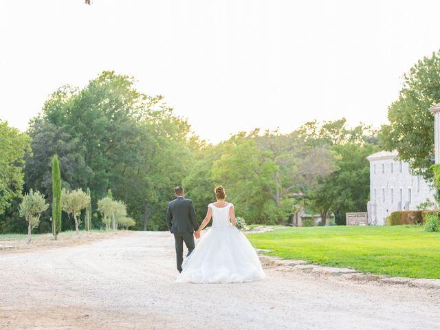 Le mariage de David et Nathalie à Trets, Bouches-du-Rhône 27