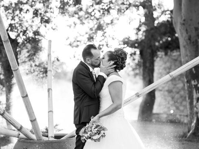Le mariage de David et Nathalie à Trets, Bouches-du-Rhône 32