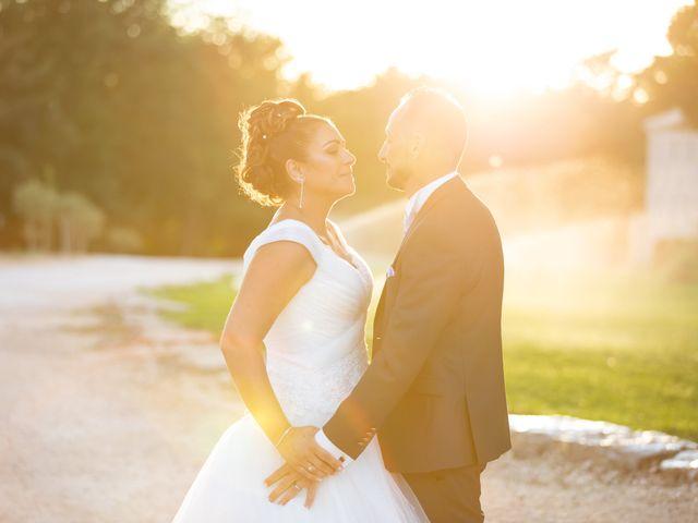 Le mariage de David et Nathalie à Trets, Bouches-du-Rhône 35