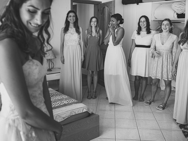 Le mariage de Alexandre et Parisa à Brignoles, Var 16