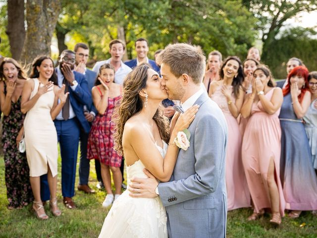 Le mariage de Parisa et Alexandre
