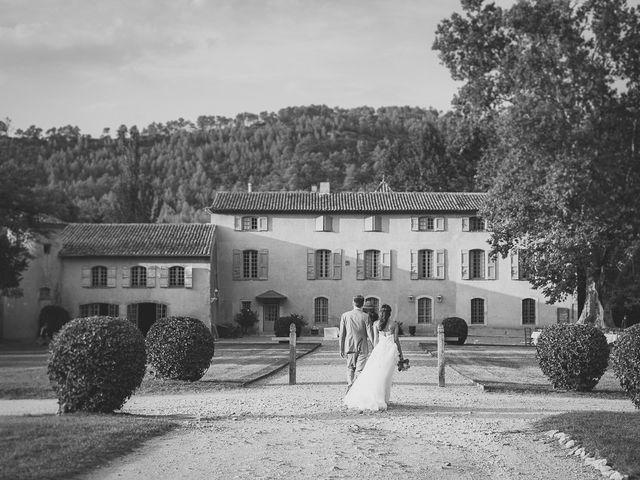 Le mariage de Alexandre et Parisa à Brignoles, Var 36