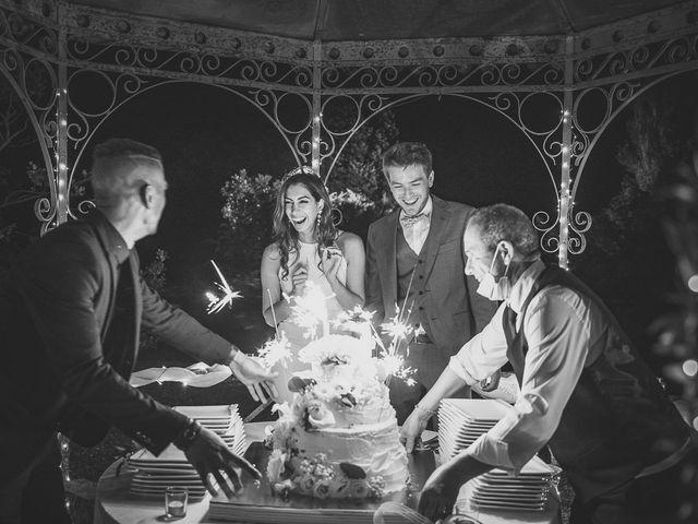 Le mariage de Alexandre et Parisa à Brignoles, Var 43