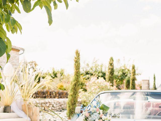 Le mariage de Damien et Mathilde à Valdurenque, Tarn 15