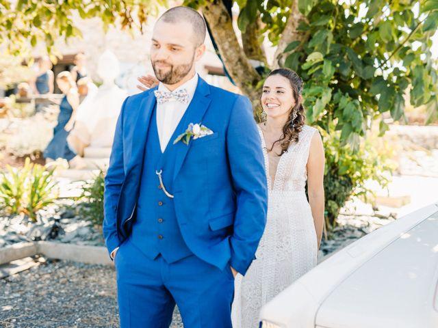 Le mariage de Damien et Mathilde à Valdurenque, Tarn 23