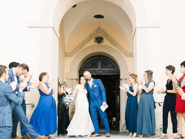 Le mariage de Damien et Mathilde à Valdurenque, Tarn 33