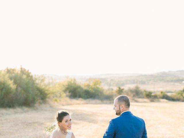 Le mariage de Damien et Mathilde à Valdurenque, Tarn 44