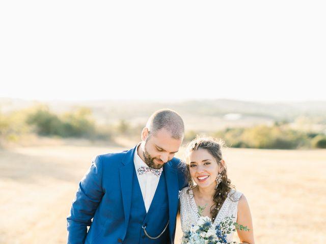Le mariage de Damien et Mathilde à Valdurenque, Tarn 45