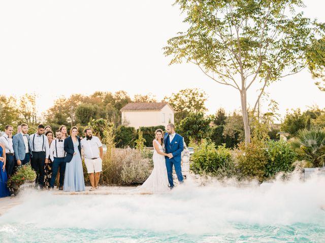 Le mariage de Damien et Mathilde à Valdurenque, Tarn 54