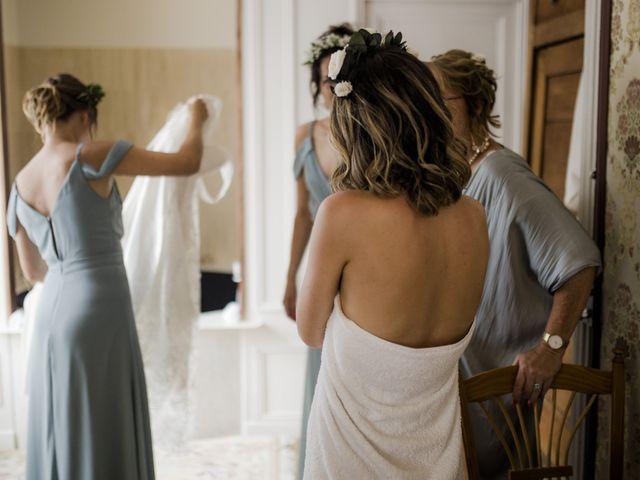 Le mariage de Vincent et Emilie à Chemillé, Maine et Loire 14