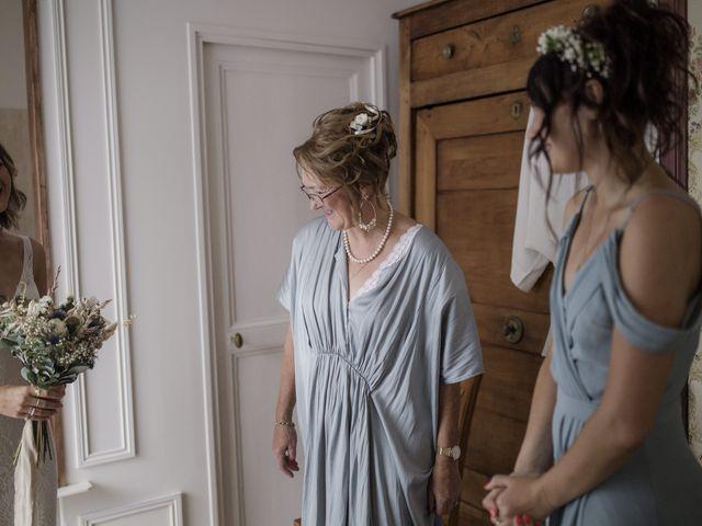 Le mariage de Vincent et Emilie à Chemillé, Maine et Loire 16