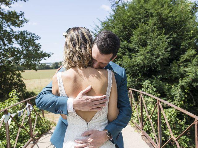 Le mariage de Vincent et Emilie à Chemillé, Maine et Loire 25