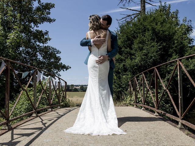 Le mariage de Vincent et Emilie à Chemillé, Maine et Loire 27