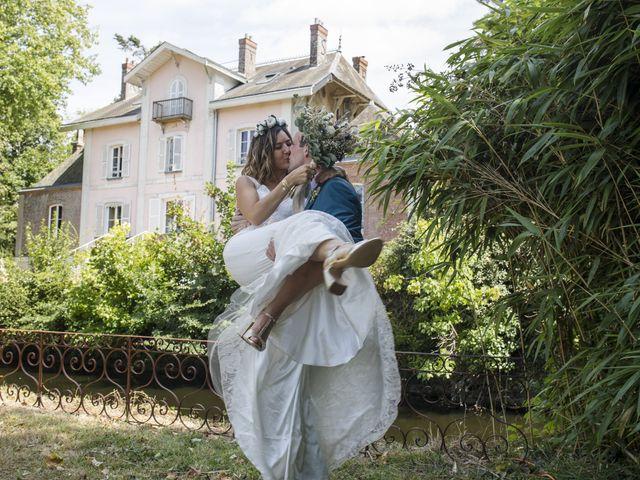 Le mariage de Vincent et Emilie à Chemillé, Maine et Loire 28