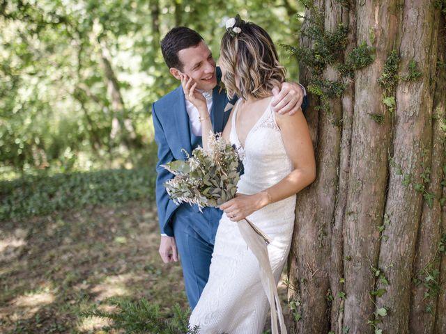 Le mariage de Vincent et Emilie à Chemillé, Maine et Loire 29