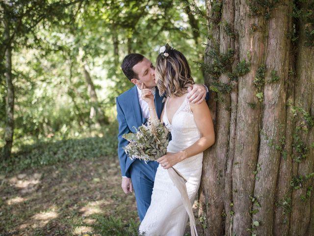 Le mariage de Vincent et Emilie à Chemillé, Maine et Loire 30