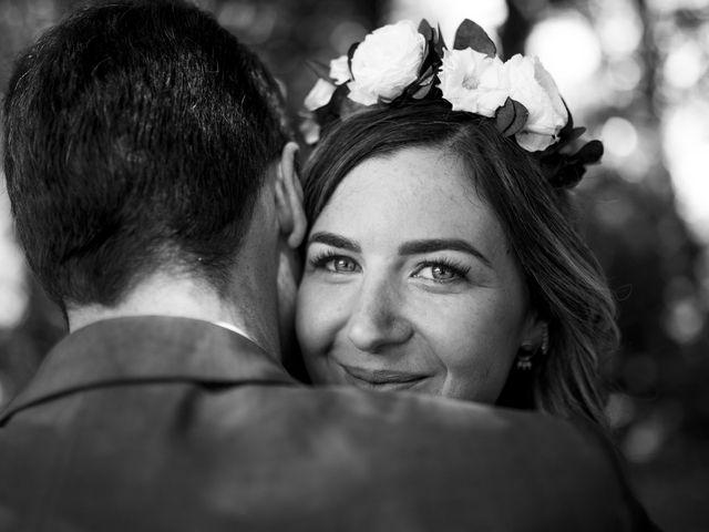 Le mariage de Vincent et Emilie à Chemillé, Maine et Loire 32