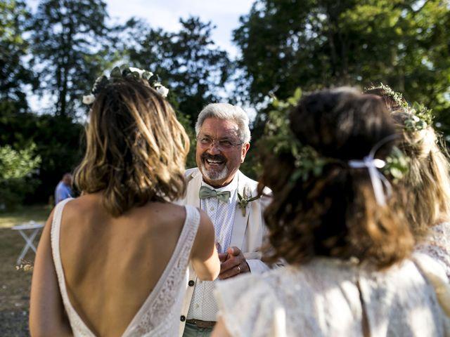 Le mariage de Vincent et Emilie à Chemillé, Maine et Loire 34