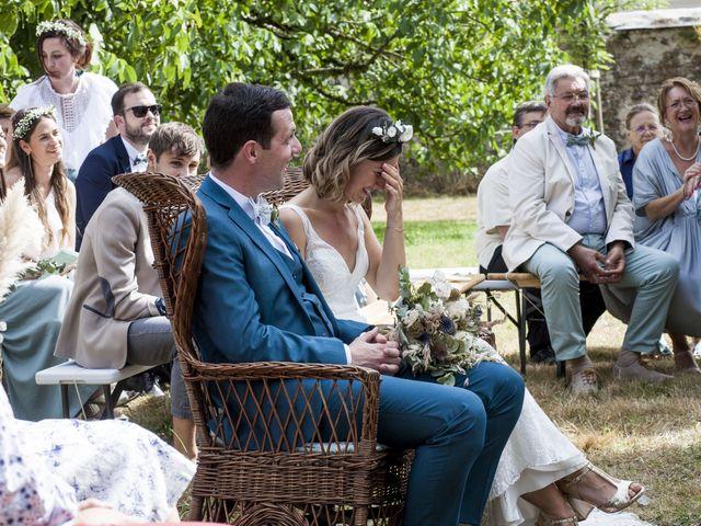 Le mariage de Vincent et Emilie à Chemillé, Maine et Loire 38