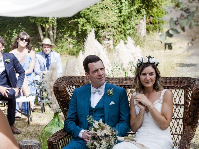 Le mariage de Vincent et Emilie à Chemillé, Maine et Loire 39