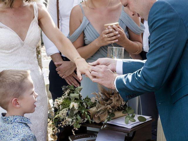 Le mariage de Vincent et Emilie à Chemillé, Maine et Loire 42