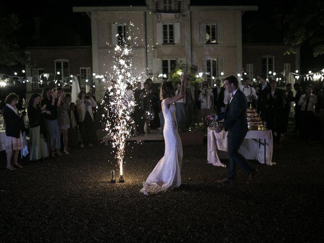 Le mariage de Vincent et Emilie à Chemillé, Maine et Loire 55
