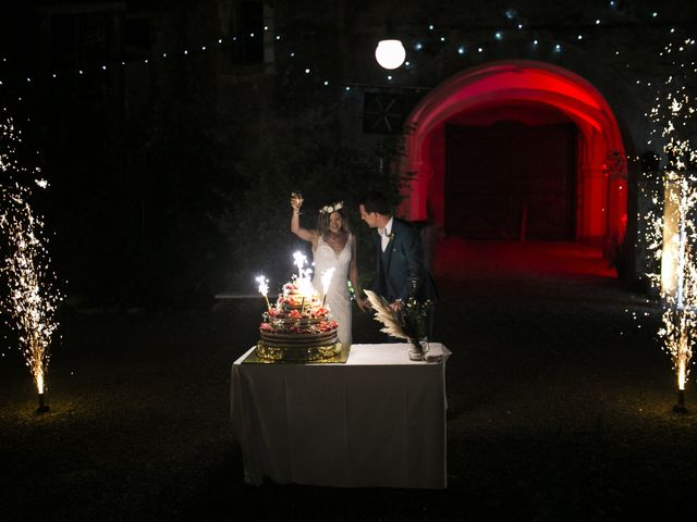 Le mariage de Vincent et Emilie à Chemillé, Maine et Loire 56