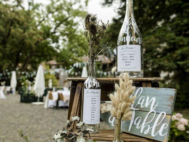 Le mariage de Vincent et Emilie à Chemillé, Maine et Loire 11