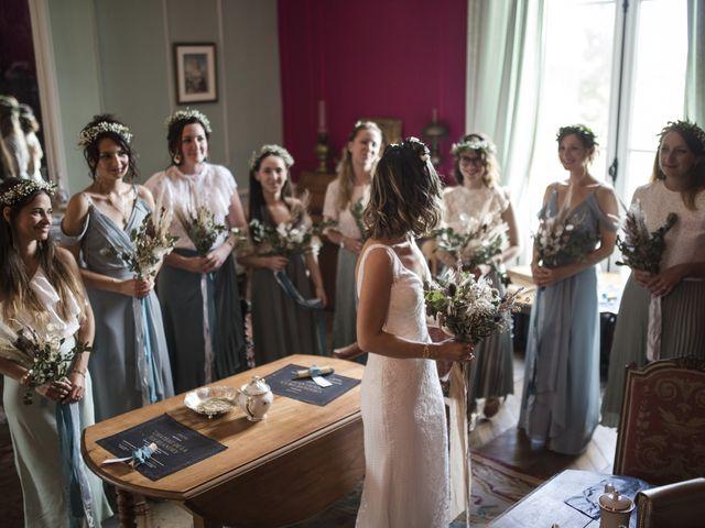 Le mariage de Vincent et Emilie à Chemillé, Maine et Loire 21