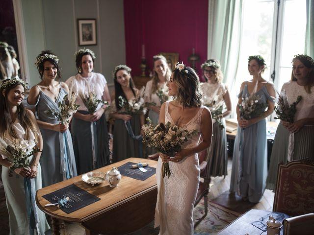 Le mariage de Vincent et Emilie à Chemillé, Maine et Loire 22