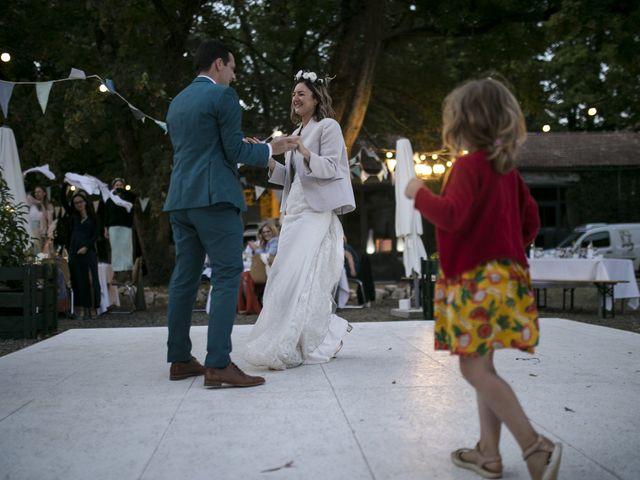 Le mariage de Vincent et Emilie à Chemillé, Maine et Loire 54