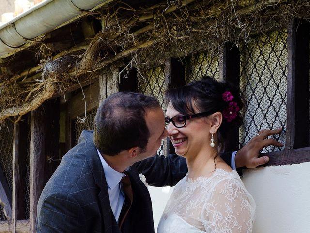Le mariage de Guillaume et Heidi à Dignac, Charente 1