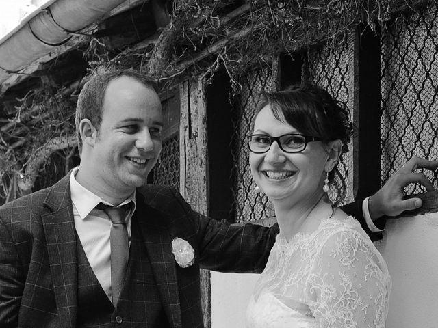 Le mariage de Guillaume et Heidi à Dignac, Charente 4